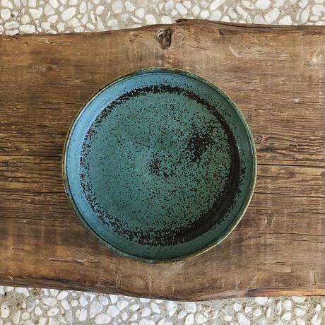 淡路島ブルー プリンアラモードの器