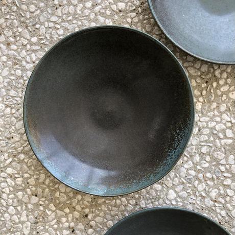 淡路島ブルー8寸鉢