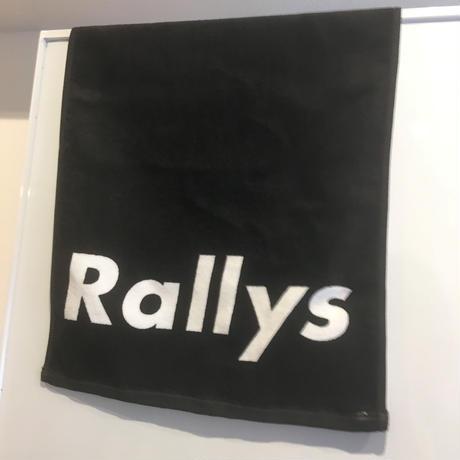 Rallys Towel | 練習・試合から日常生活まで使えるタオル