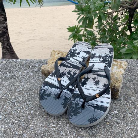 レディースビーチサンダル / サンセット【TSD667】