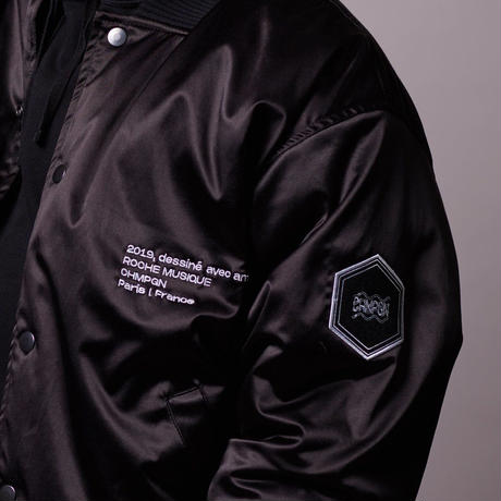 "Jacket ""Roche Musique x Chmpgn"""