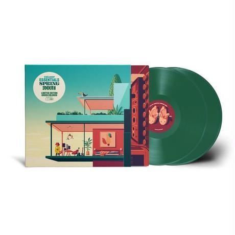 Chillhop Essentials - Spring 2021 Vinyl