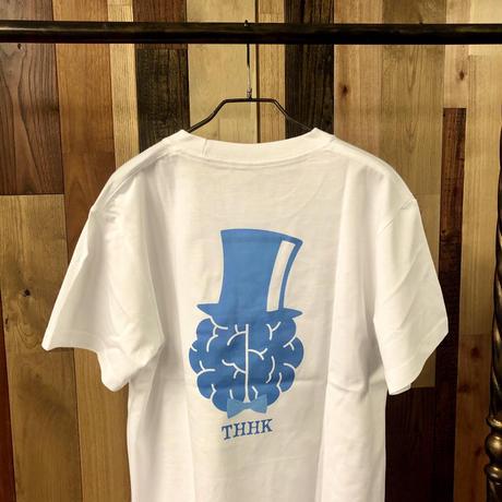 """TOP HAM HATKYO """"青脳音"""" Tシャツ"""