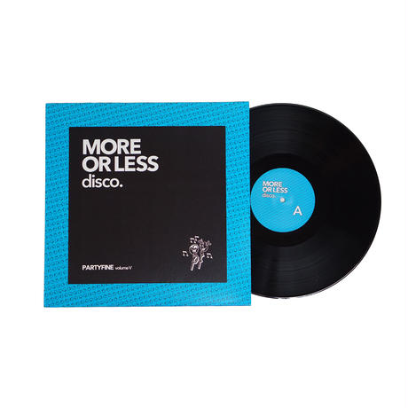 More Or Less Disco: Partyfine Vol.V / V.A.