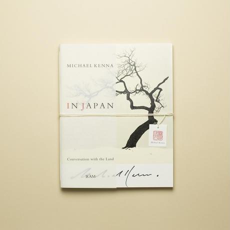 【 IN JAPAN 】 新改訂版 Michael Kenna サイン本 コレクターズアイテム