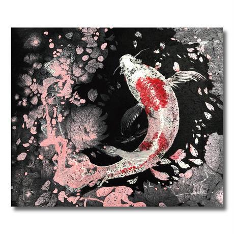 桜【絵画10号】