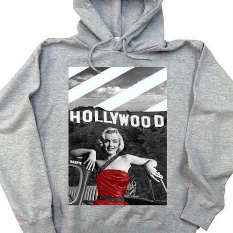 RARETE (ラルテ) Hollywood マリリンモンロー パーカー グレイ