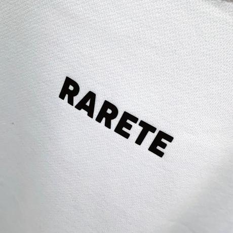 RARETE (ラルテ)   HOME GUARD ホワイト トレーナー