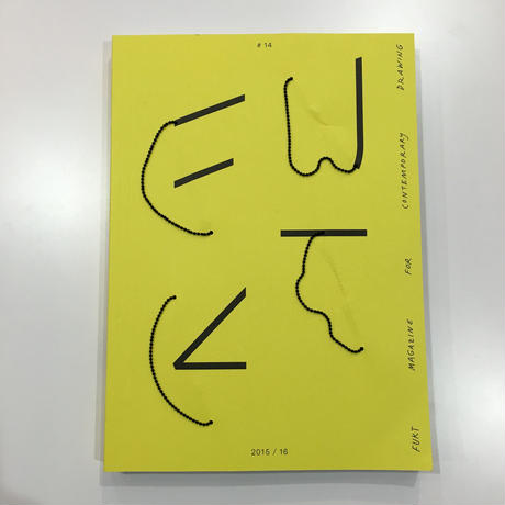 FUKT 14: MAGAZINE FOR CONTEMPORARY DRAWING