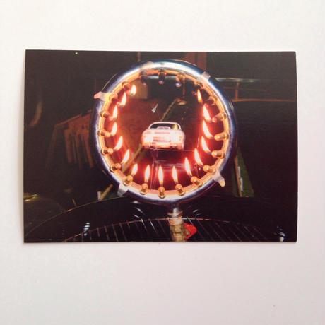 Tom Sachs: Nutsy's postcard  By Tom Sachs