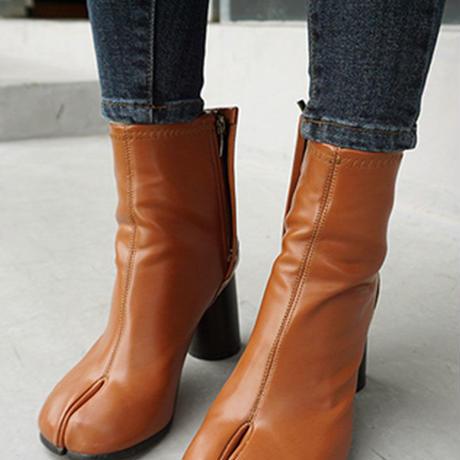 2色 足袋ブーツ