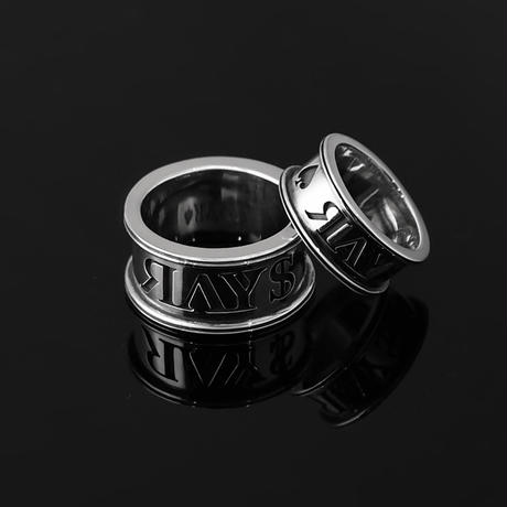 RAYS LOGO Ring for Mens