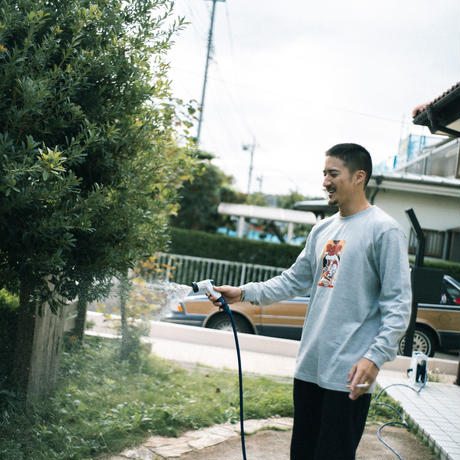 RC-026 / Rconte CURRY L/S Tee