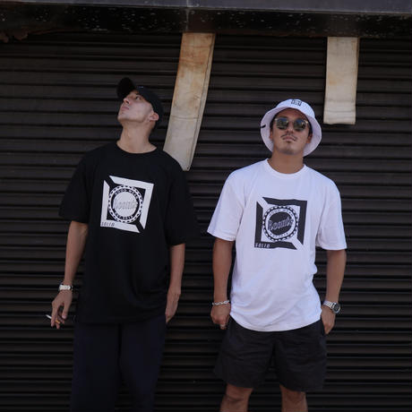 RC-022 / Solid × Rconte S/S Tee