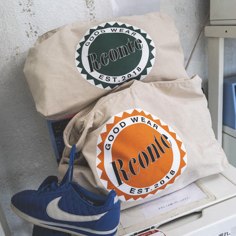 RC-017 / CANVAS TOTE BAG