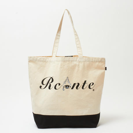 RC-021 / BURN EYE CANVAS TOTE