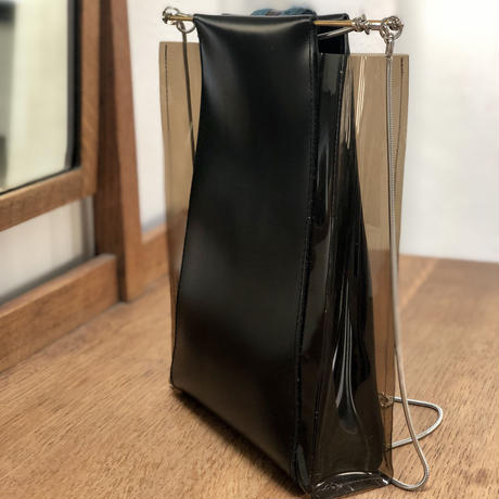 "PVC  LEATHER  BOX   ""vertical"" """