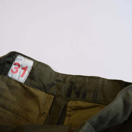 Dead Stock French Military M-47(後期) 31インチ