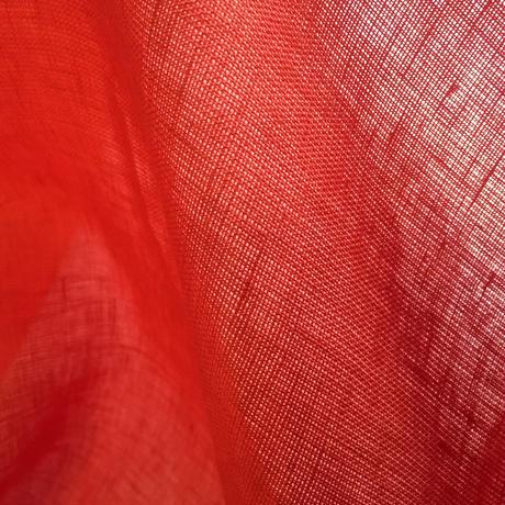 リネン100 バレンシアオレンジ CKK