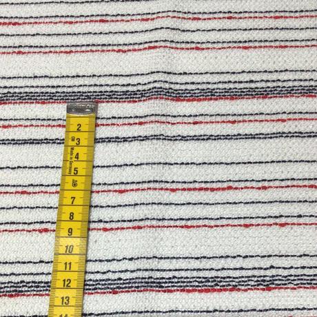 抄繊糸ラメボーダーからみ織 MR