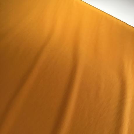 ポリエステルシャンタン バレンシアオレンジカラー R