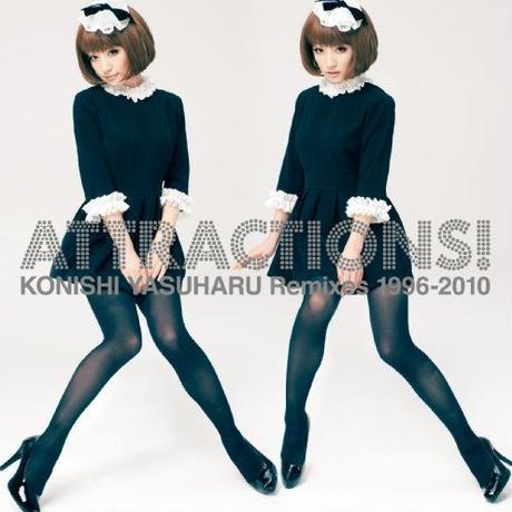 CD V.A.『ATTRACTIONS! KONISHI YASUHARU Remixes 1996-2010』