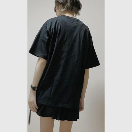 Iii.STORE   Muji T  (ブラック)