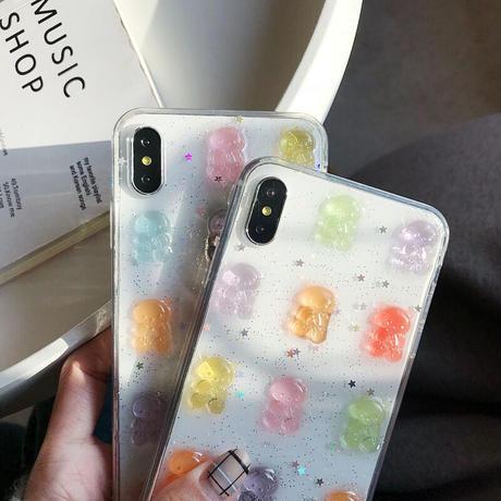 みんな大好き!可愛いクマグミのiPhoneケース!