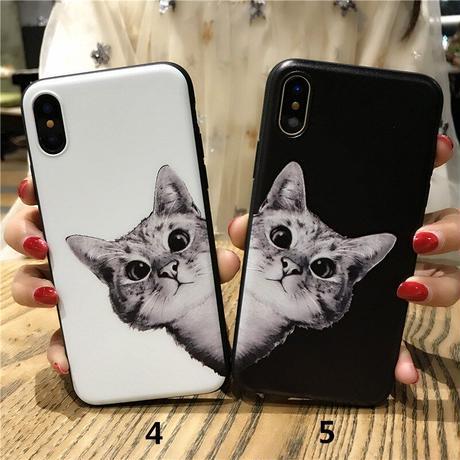 猫ちゃんスマホケース4