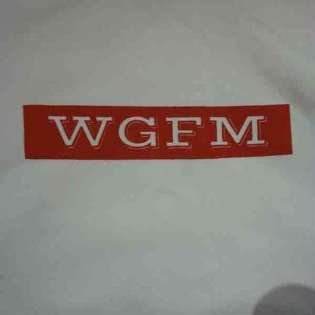 WGFMパーカー(白)