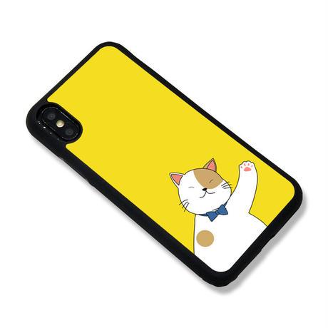可愛い猫をモチーフにしたスマホケース3