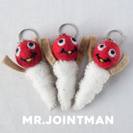 MR.JointMan Felt Key holder