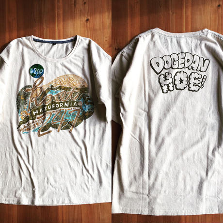 Root247 hemp o/cotton T-shirts