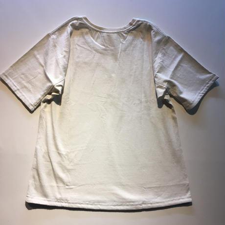 Hemp Organic Cotton 無地 TEPPO-T