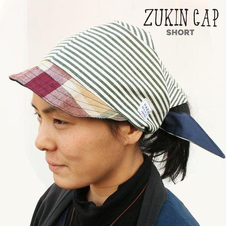 ZUKIN CAP - SHORT STRIPE ユニセックス