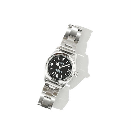 UNIVERSAL PRODUCTS × VAGUE WATCH BB EX1 -STAINLESS-[SILVER]