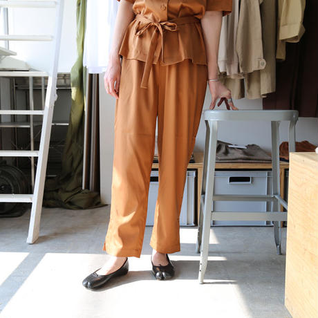 MY_ / EASY GATHER PANTS