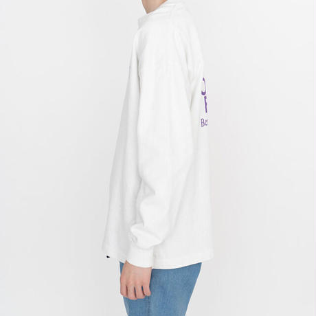 THE NORTH FACE PURPLE LABEL / 8oz L/S Logo Tee NT3072N (メンズ)