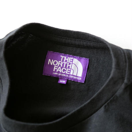 THE NORTH FACE PURPLE LABEL / 5.5oz Crew Neck Dress NTW3060N