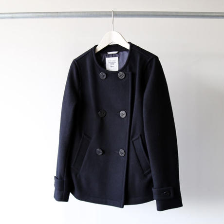 FIDELITY フィデリティ / NO COLLAR SHORT PEA COAT FD16F TWM111W (レディース)
