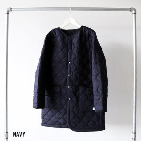 ARMEN アーメン / WOOL NO COLLAR COAT NAM1651WP (レディース)