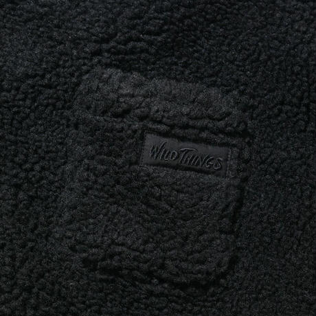 WILDTHINGS (ワイルドシングス) / FLUFFY BOA L/S CREW WT21126N