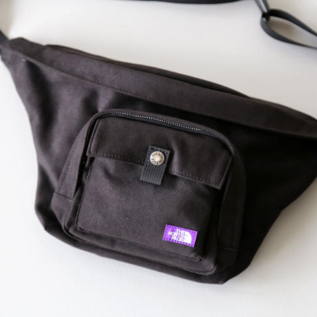 THE NORTH FACE PURPLE LABEL / Suede Waist Bag NN7926N
