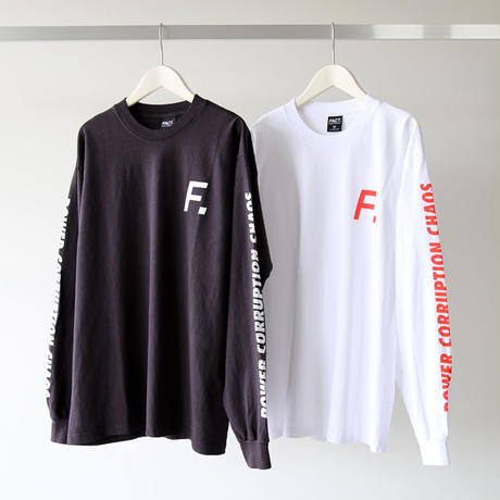 FACT. / Color Bar L/S Tee (ユニセックス)