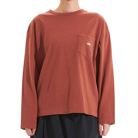 THE NORTH FACE PURPLE LABEL / 7oz L/S Pocket Tee NT3961N (レディース)