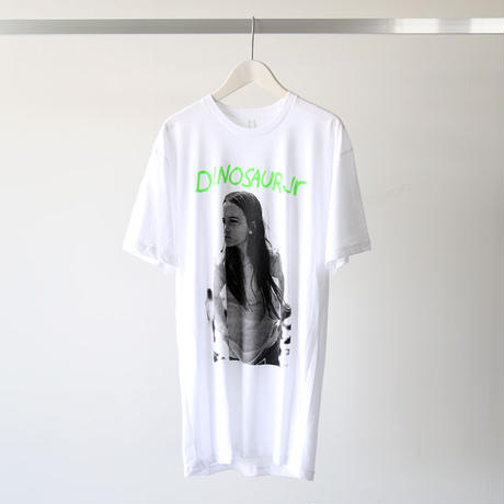 KUNG FU / S/S TEE 『Dinosaur Jr. / Green Mind White』 (ユニセックス)