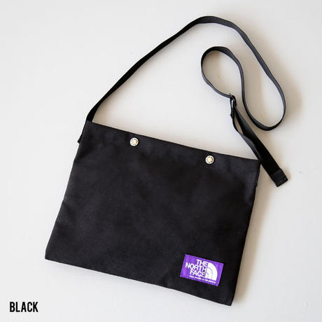 THE NORTH FACE PURPLE LABEL / Suede Shoulder Bag NN7925N