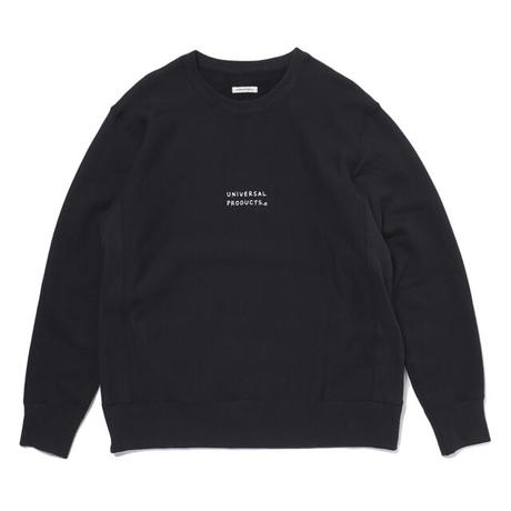 UNIVERSAL PRODUCTS. / UP+N CREW NECK SWEAT 194-60101
