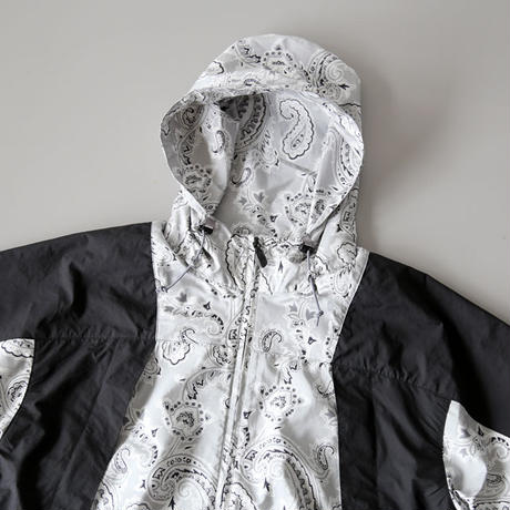 THE NORTH FACE PURPLE LABEL / Paisley Print Mountain Wind Parka NP2915N (メンズ)