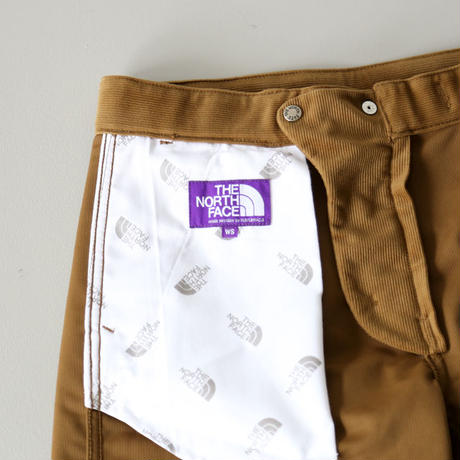 THE NORTH FACE PURPLE LABEL / Corduroy Field Pants NT5853N (レディース)